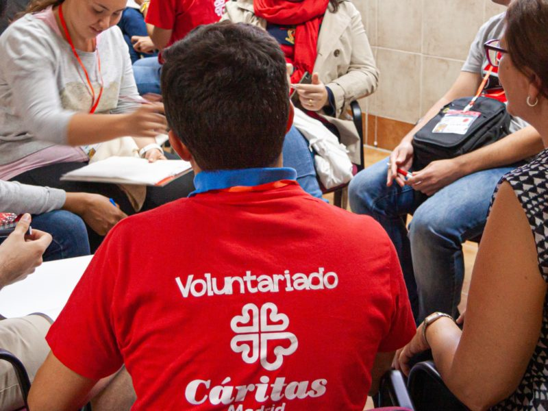 Día del Voluntariado: «Atención urgente al medio ambiente, ese hogar que nos acoge, nos nutre y nos da vida»