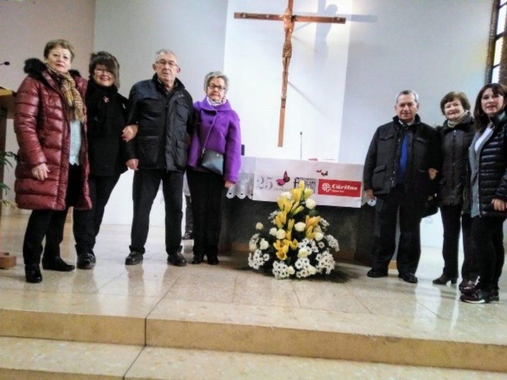 Eucaristía 25 aniversario del Fórum 50-70_12/01/2020