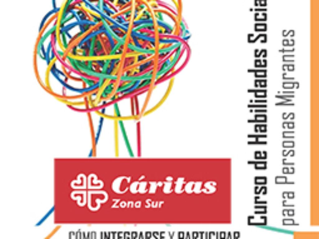 """X Curso de """"Habilidades Sociales  para personas inmigrantes"""". Zona Sur"""