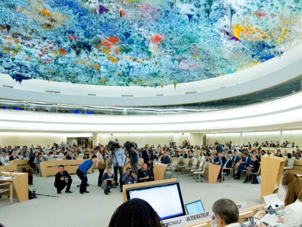 Cáritas presenta en Ginebra sus aportaciones al Informe anual de la Relatora de la ONU sobre Vivienda Adecuada.