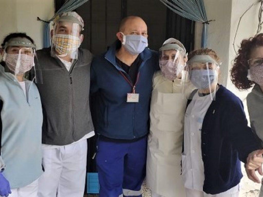 Coronavirus: Las personas mayores vulnerables, uno de los ejes de la respuesta de Cáritas a la emergencia.