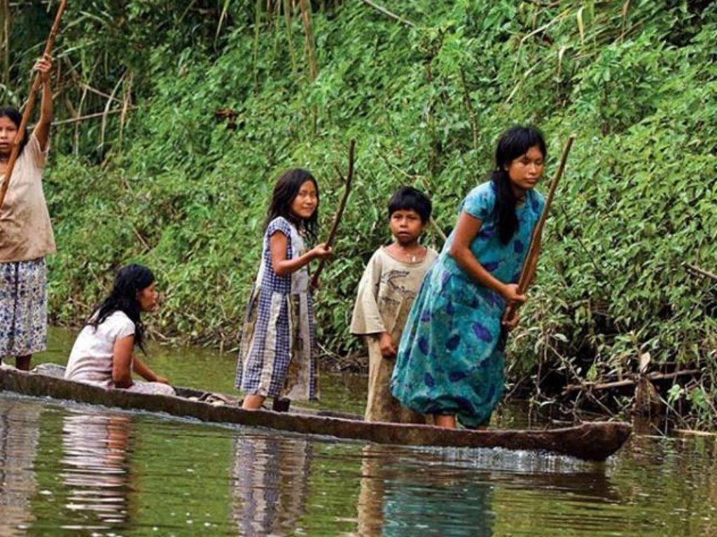 Coronavirus: Cáritas alerta de la desprotección a la que están expuestos los pueblos de la Amazonía.