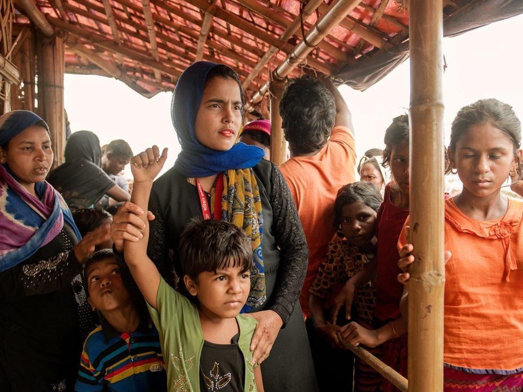 Cáritas alerta sobre el impacto del ciclón «Amphan» en Bangladesh, con más de un millón de damnificados