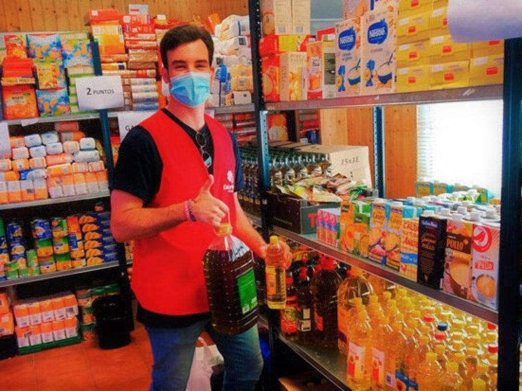 Cáritas reclama medidas estructurales para garantizar el derecho a la alimentación de las familias vulnerables
