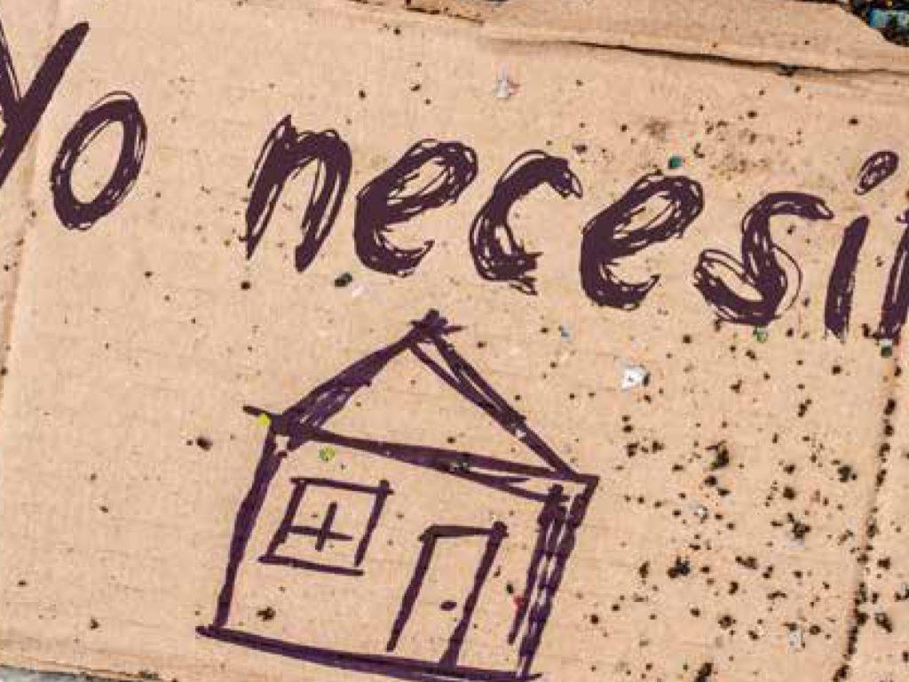 Cáritas alerta de que la Covid-19 ha disparado un 25% la demanda de plazas para personas sin hogar