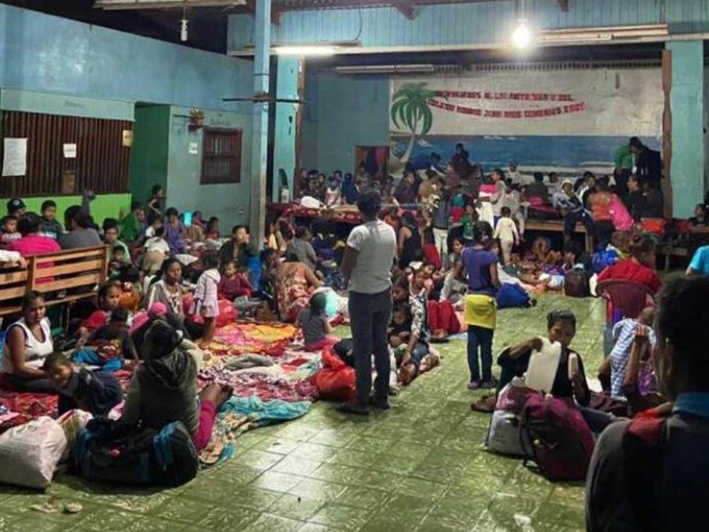 Cáritas Española apoya la respuesta humanitaria de las Cáritas centroamericanas a las víctimas del huracán «Eta»