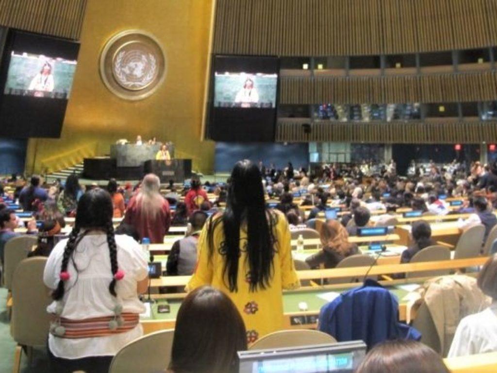 La REPAM lleva al Foro Permanente de la ONU el aumento de las violaciones de derechos humanos en la Amazonía