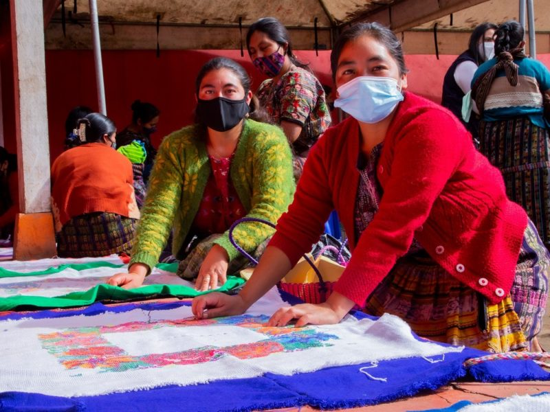 Día del Comercio Justo: Urge una recuperación económica humana y sostenible en el post-COVID