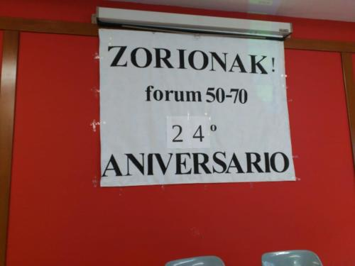 24 Aniversario Forum