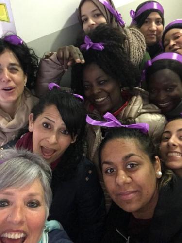 Día Internacional de la Mujer en Centro de Formación