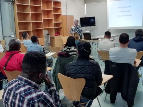 Curso de Habilidades Sociales 2018 de Cáritas Sur