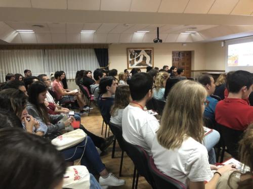 Primer Encuentro de Voluntariado Joven de Cáritas Española