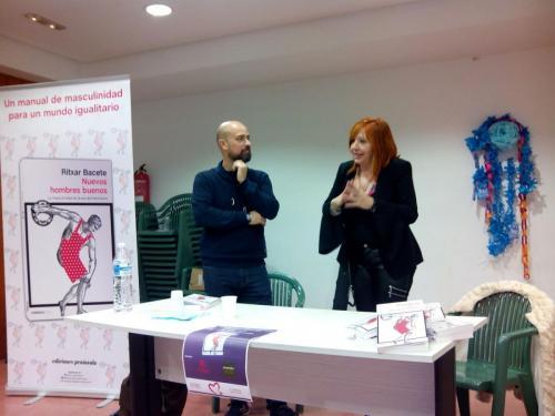 Jornada contra la violencia de género de Cáritas zona Norte y Ararteko