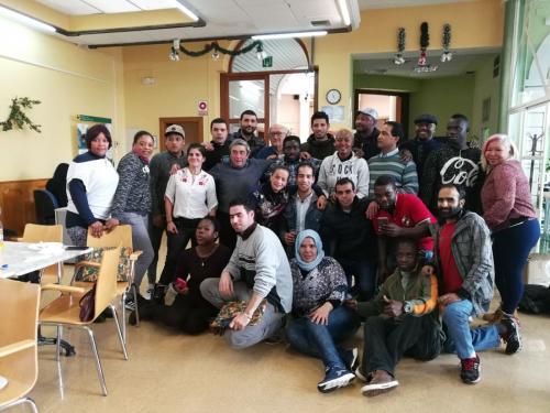 Encuentro de Navidad de los programas de Empleo